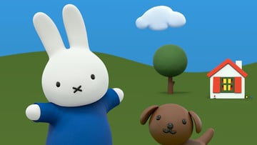 Enter Miffy's World to Learn and Play With the Famous White Rabbit