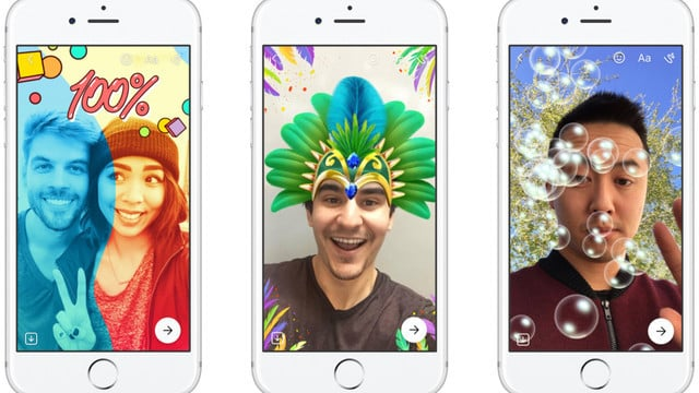 Facebook Heads to the Copy Machine Again With Snapchat-Like Messenger Day