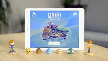 Connected Toys and Tablets Come Together in Oniri Islands