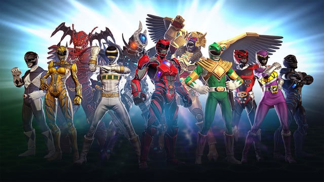 It's Morphin Time! Go Go Download Power Rangers: Legacy Wars