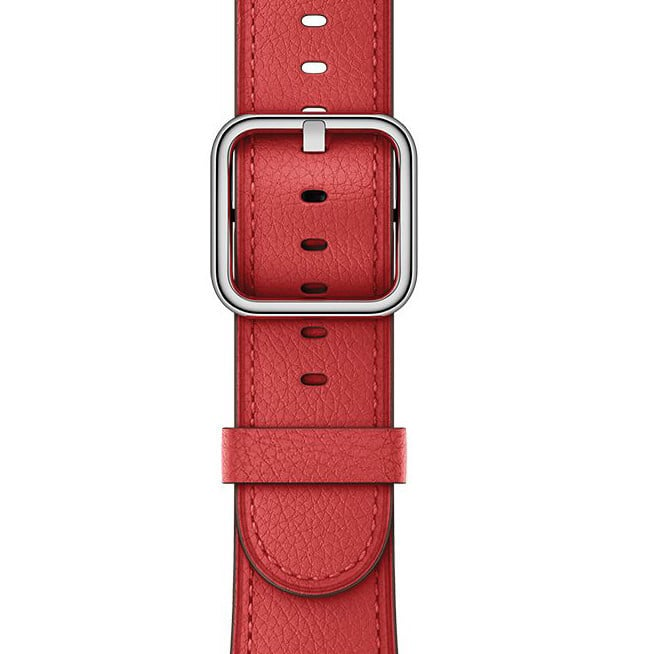 red-classic-buckle