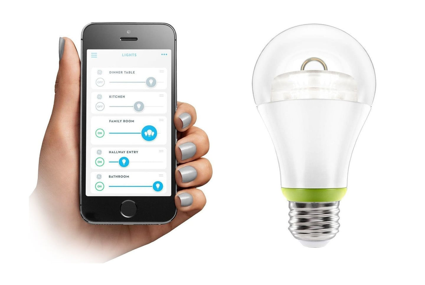 Smart light bulbs for every occasion in your smart home Smart light bulbs
