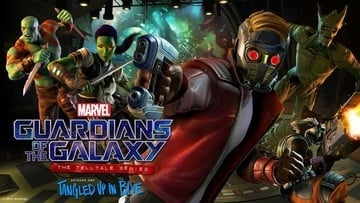 Telltale's Guardians of the Galaxy Game Set for Release on April 18