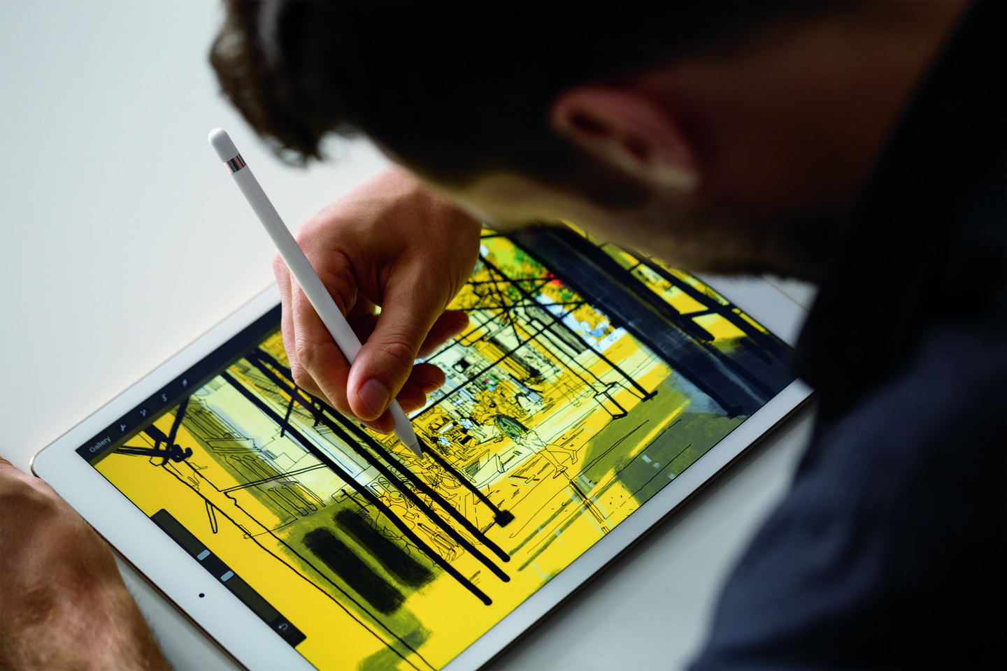 second-generation 12.9-inch iPad Pro