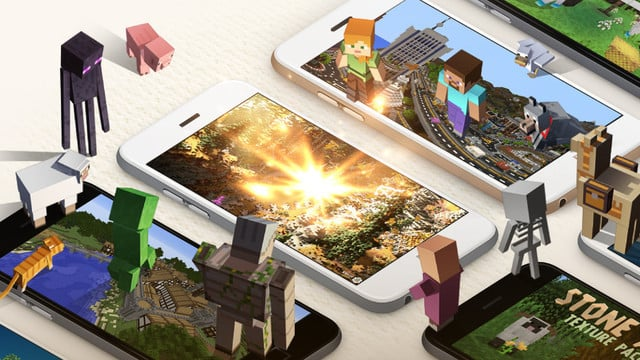 A Future Minecraft: Pocket Edition Update Will Bring A Community Marketplace