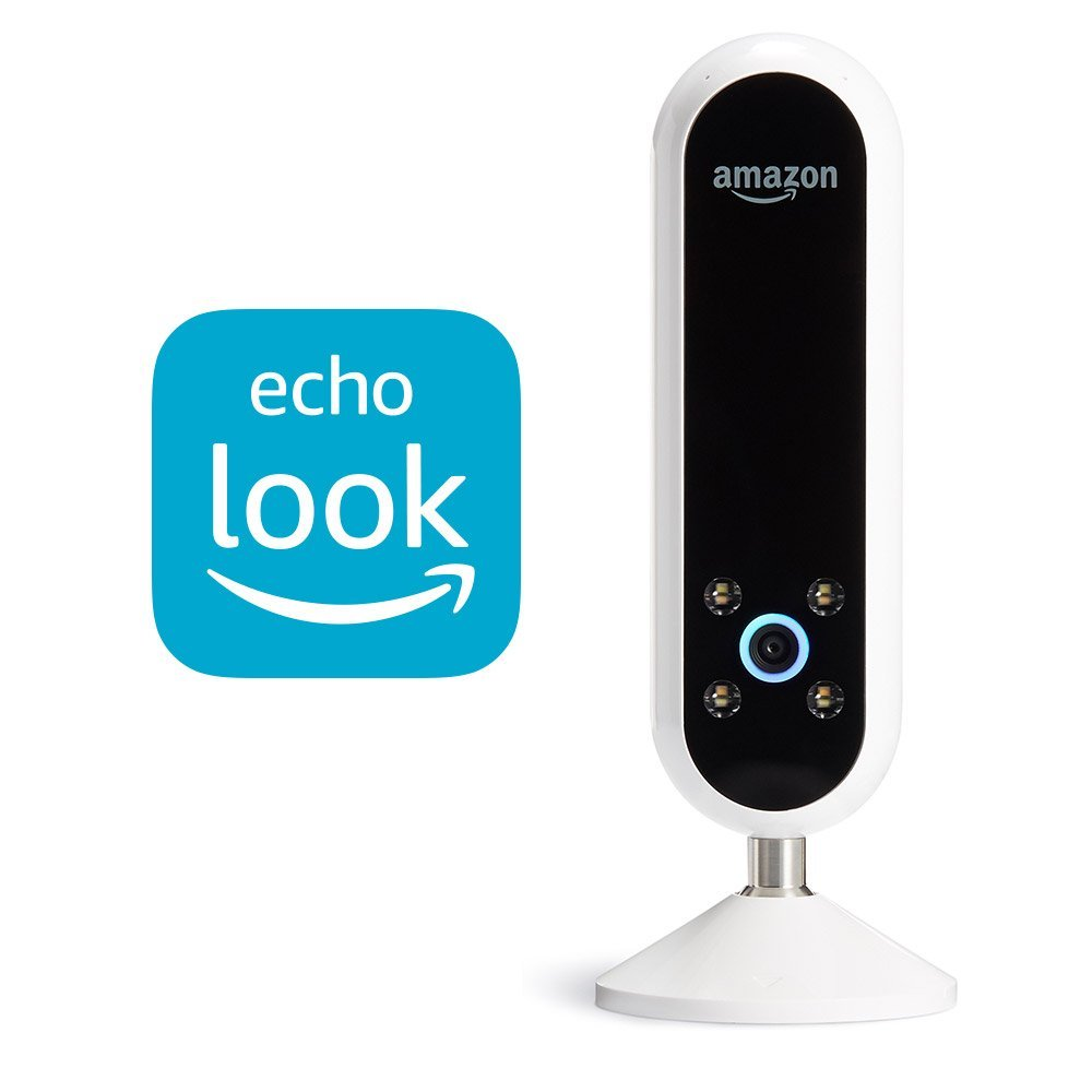 The Amazon Echo Look Is a Hands-free Camera and Style Assistant