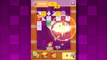 Endless Arcade Block-Breaking Game Charming Runes Takes on Ballz