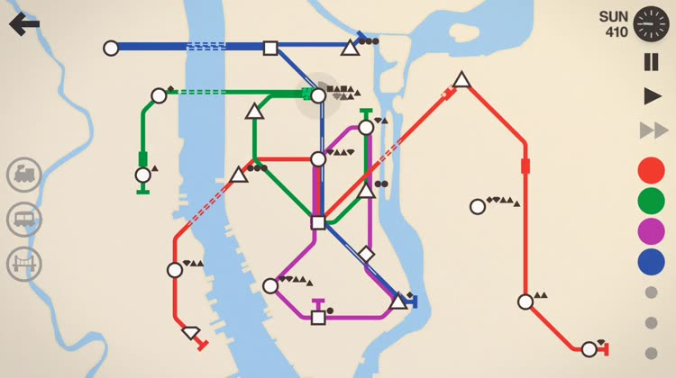 Build your dream subway