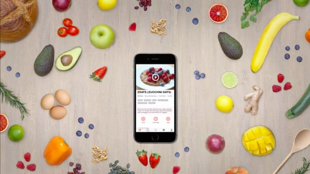 Runtastic's Runtasty App Serves Up Healthy Recipes With How-To Videos