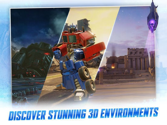 Transformers Forged to Fight 4