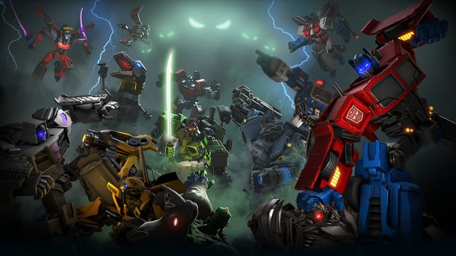 Action-Packed 3-D RPG Transformers: Forged to Fight Rolls Out on iOS