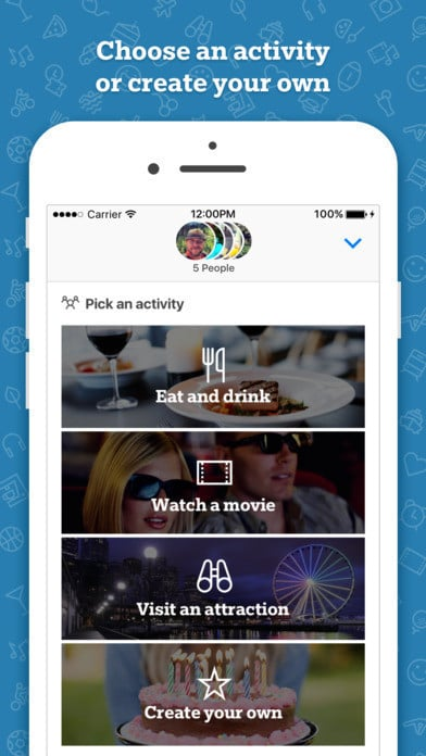 Who's In social event planning app for iMessage 1