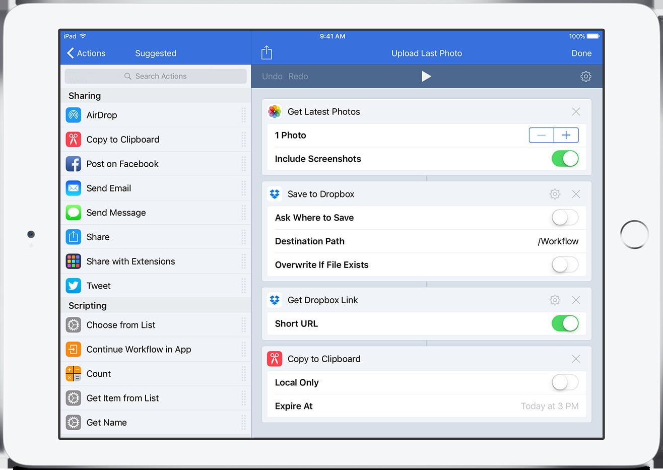 After Apple Acquisition, Don't Expect Any Further Workflow Updates