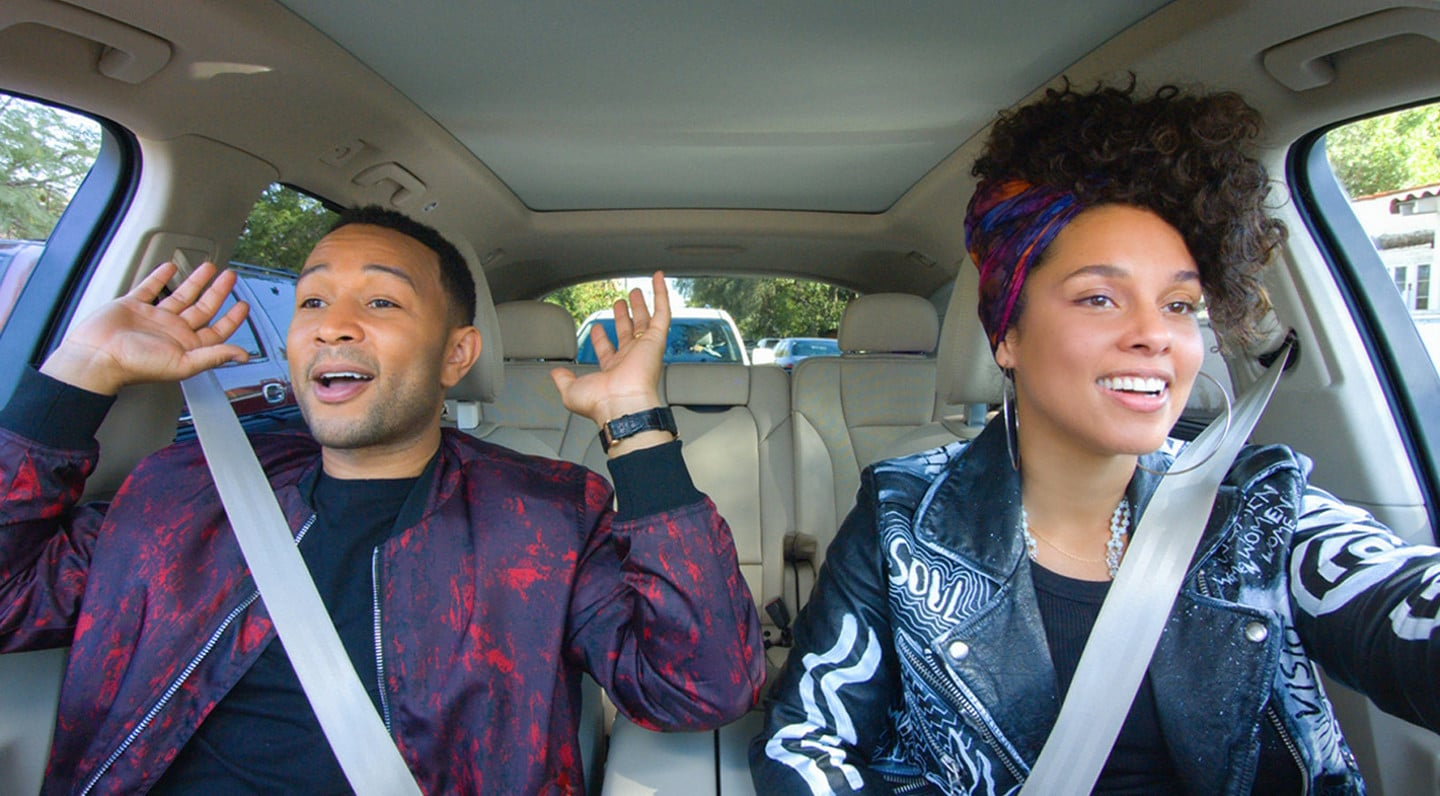 Apple's Carpool Karaoke series will debut August 8th