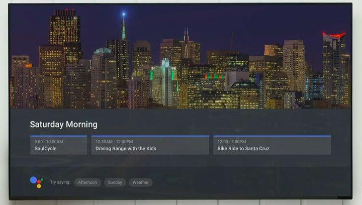 Visual Response on TV via Chromecast