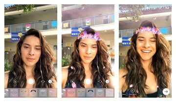 Instagram Update Adds Selfie Filters, Hashtag Stickers, Rewind Mode