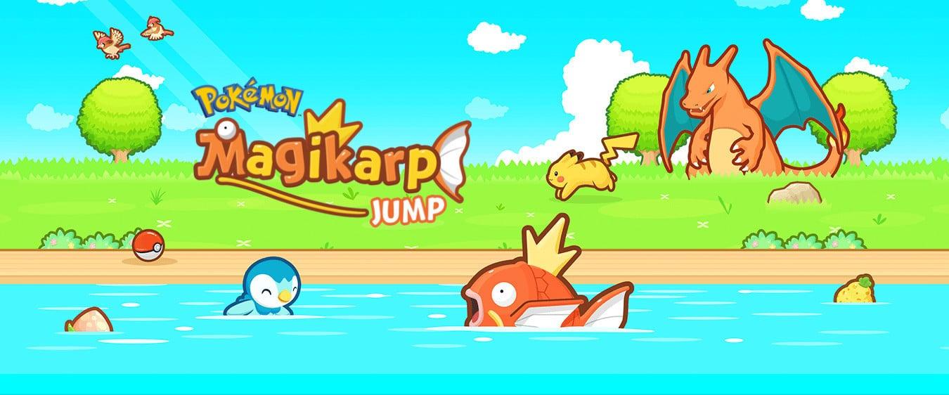 Resultado de imagem para magikarp jump