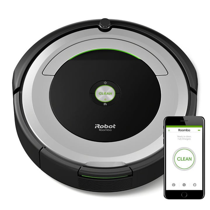 The new Roomba 690
