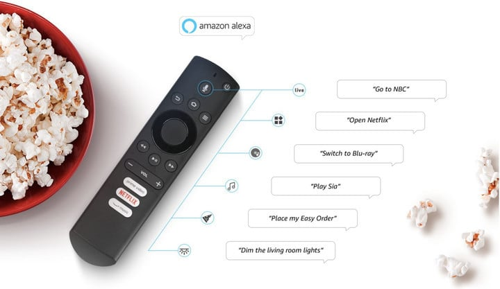 Today, you need a remote. But imagine if you didn't need it?