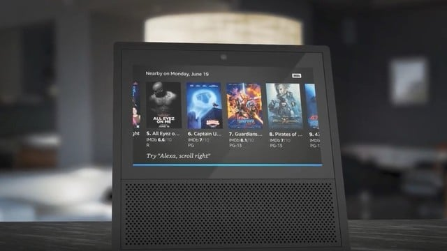 Amazon Echo Show Demos Launch Ahead Of This Week's Release