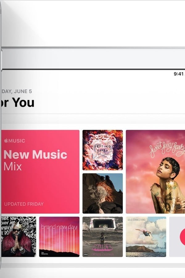 A Closer Look at the Apple Music Profile Page in iOS 11
