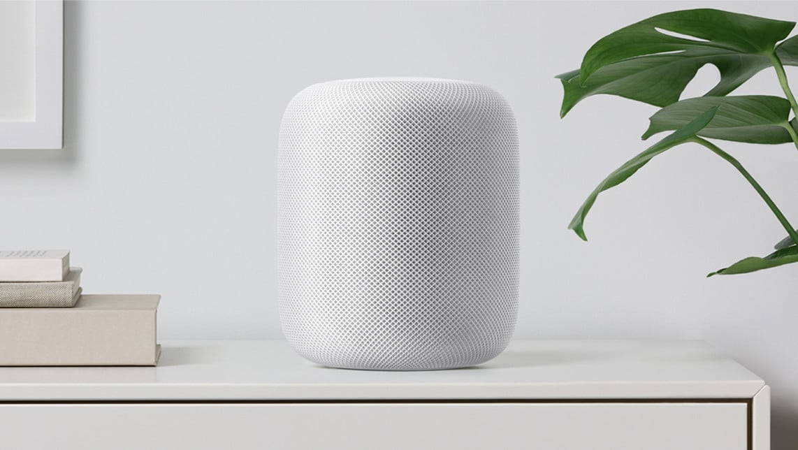 Apple enters the speaker market