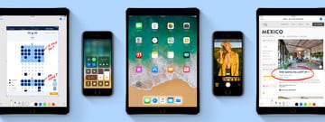 Apple Releases the First Beta Versions of iOS 11, watchOS 4, tvOS 11 to Developers
