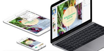 Apple's iWork Suite for iOS - Pages, Numbers, Keynote - Receives an Update