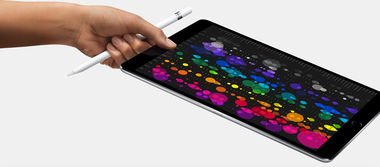 Newest iPad Pro models