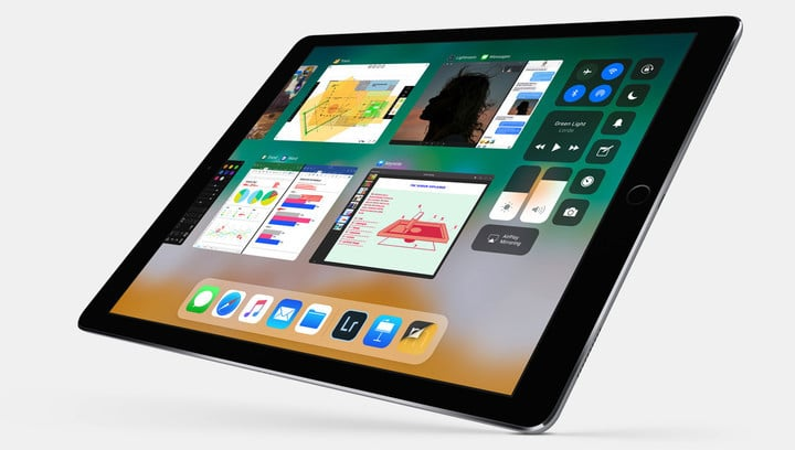 The iPad on iOS 11 is taking a big leap forward with drag and drop, a new Dock, and more.