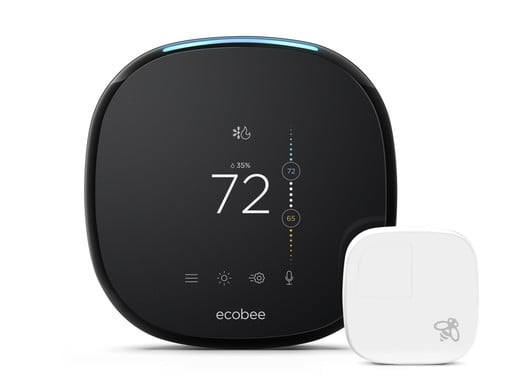 Amazon's Alexa Heads to New Territory With the ecobee4 Smart Thermostat
