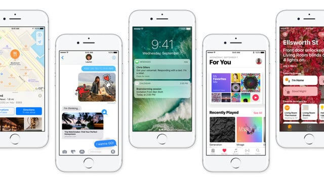 Apple Releases iOS 10.3.3 Beta 6 to Registered Developers