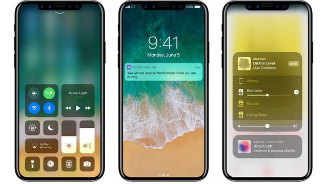 Developer Finds Mention of 'iPhone 8' Infrared Face Detection in Apple HomePod Firmware