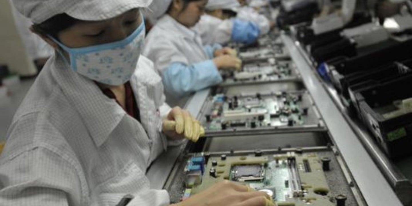 Foxconn plans a $7bn manufacturing plant in US