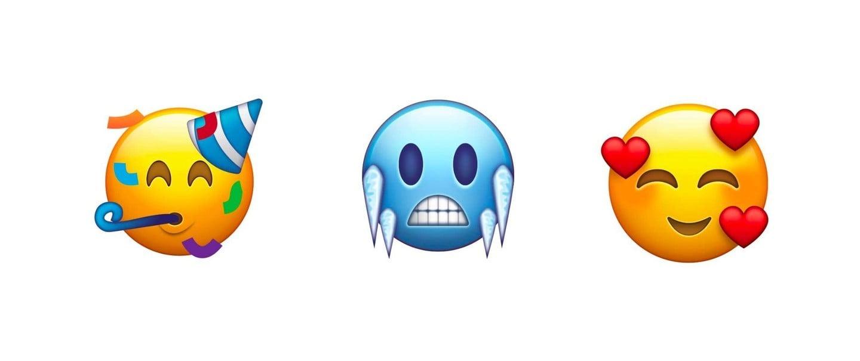 2018 Emoji