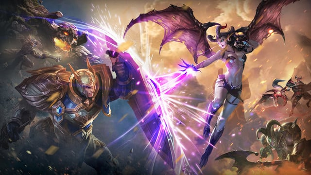 Crush Enemies as Batman or Your Hero of Choice in Arena of Valor