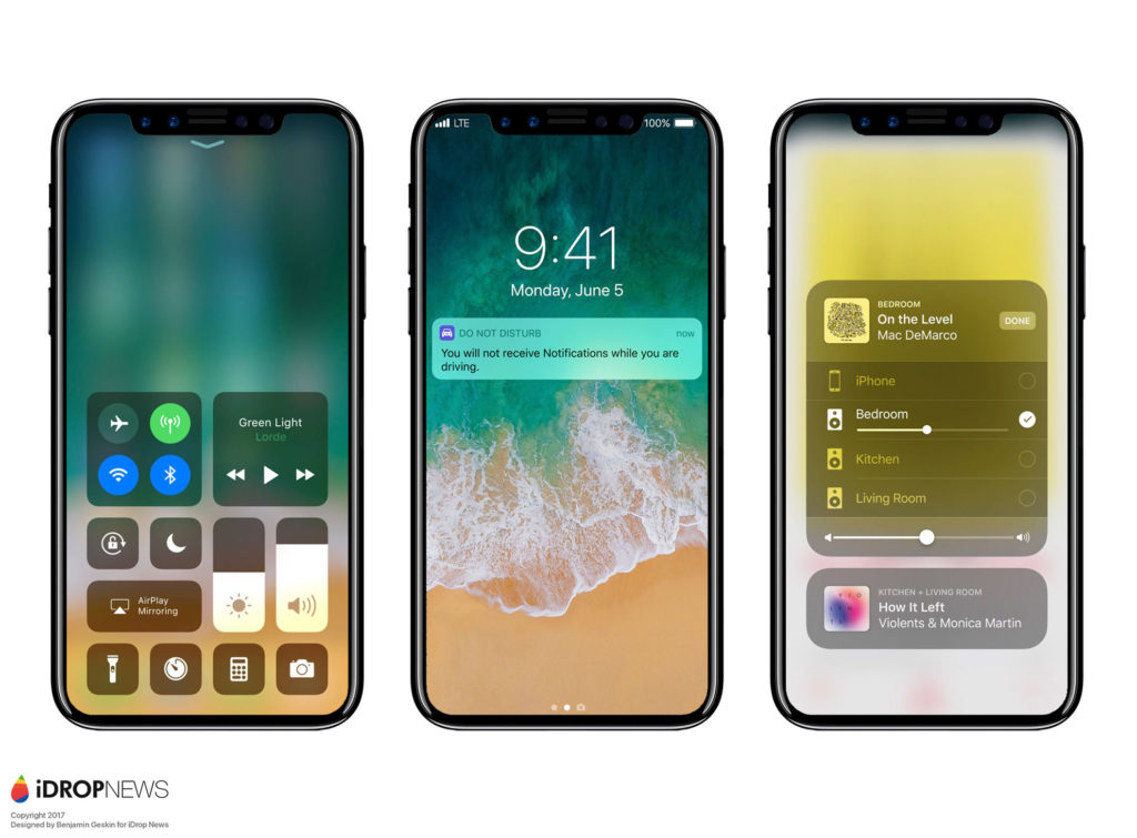 Good News: This Major iPhone 8 Rumor Probably Isn't True
