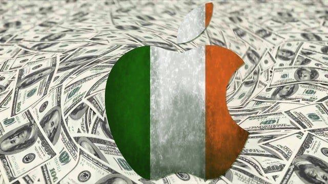 Apple's Irish Taxes Will Be Collected 'Under Protest'