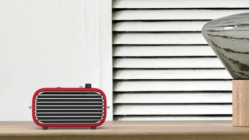 Lofree Poison Wireless Speaker: Retro Design, Modern Features