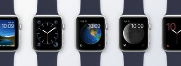 Built-In LTE Will Be the Main New Feature of Apple Watch Series 3