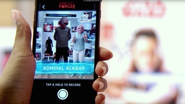 No, Disney, We Don't Need Star Wars Augmented Reality