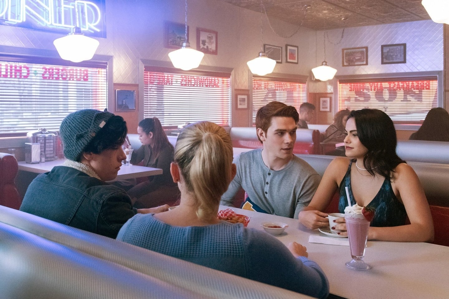 The CW Network Riverdale