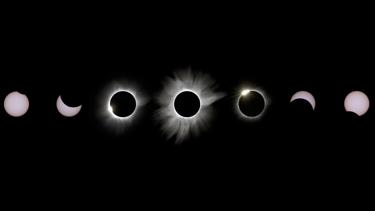 App News Rewind: Total Eclipse of the Sun Edition