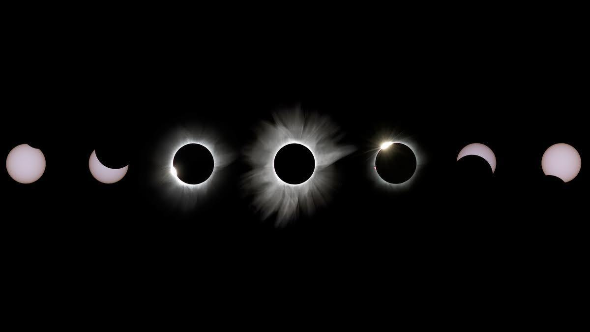 App News Rewind: Total Eclipse of the Sun Edition
