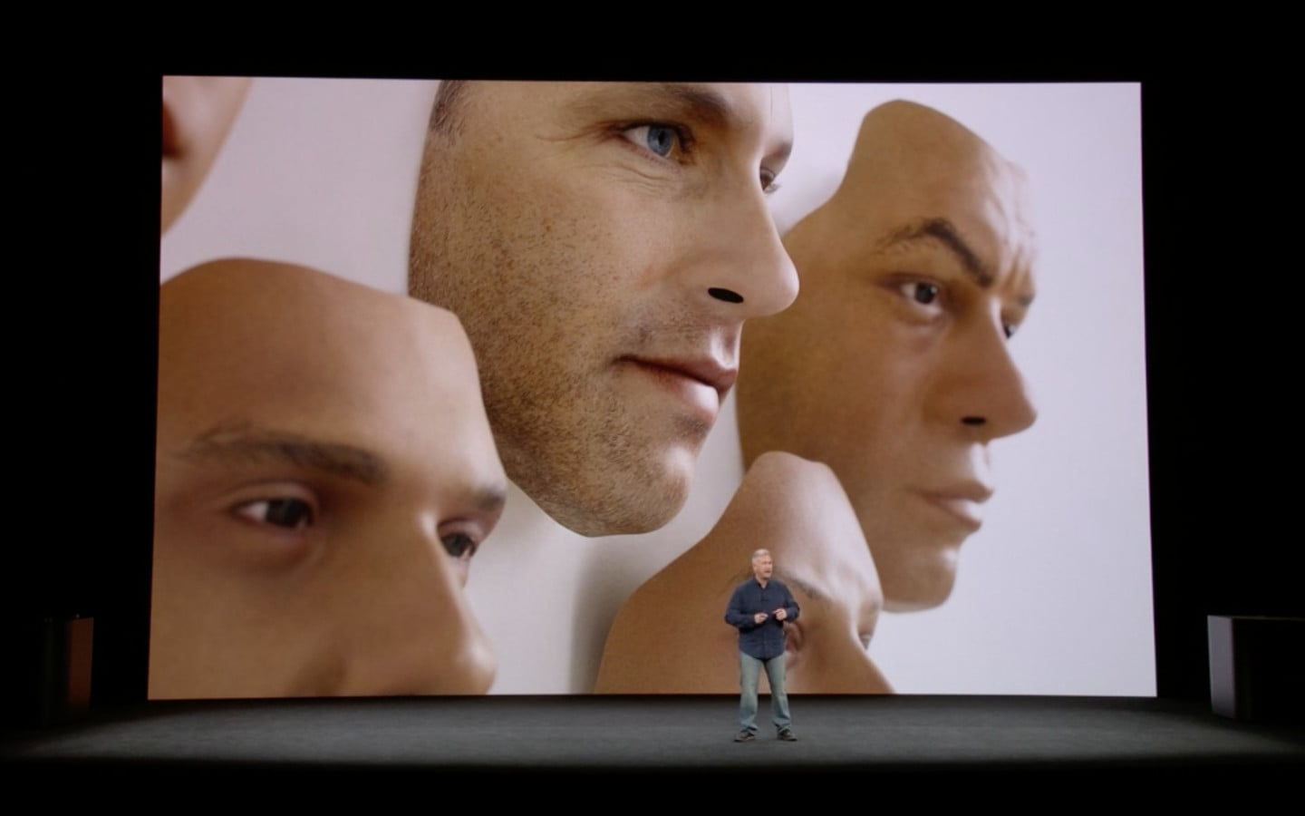 Apple iPhone X Event