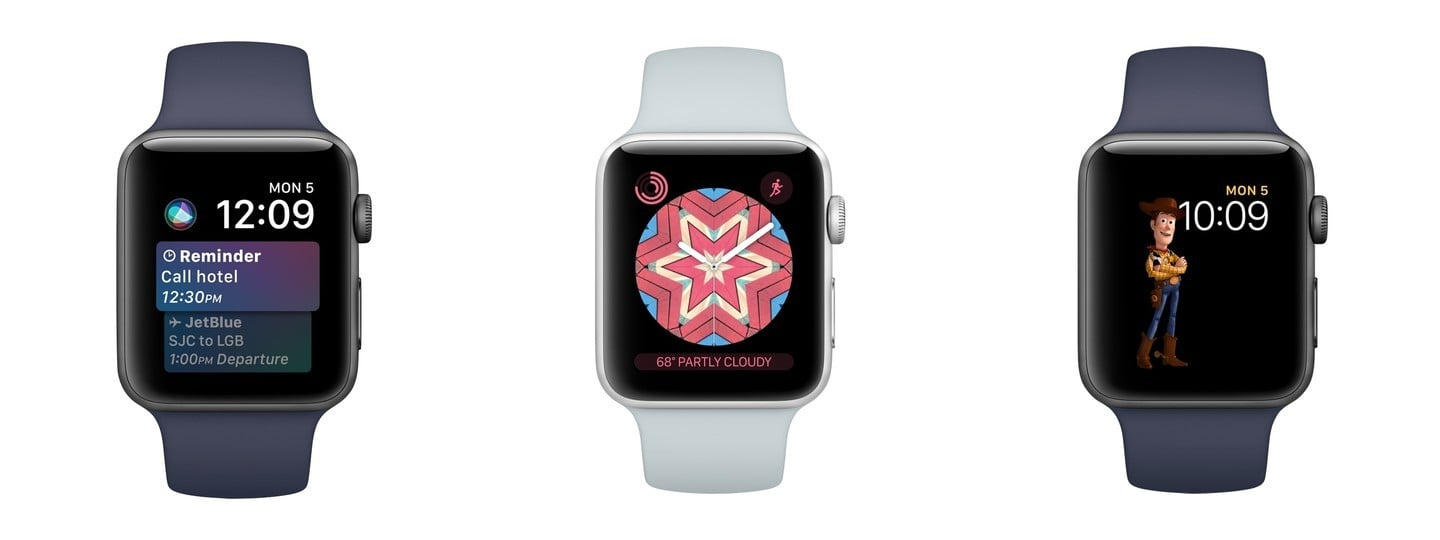 Apple releases watchOS 4