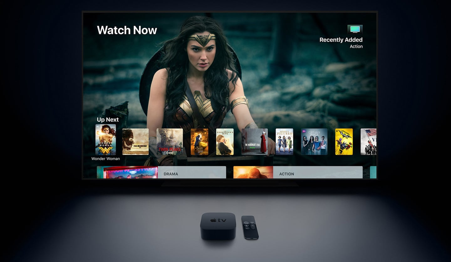 Apple only allows streaming, not download, of upgraded 4K movies