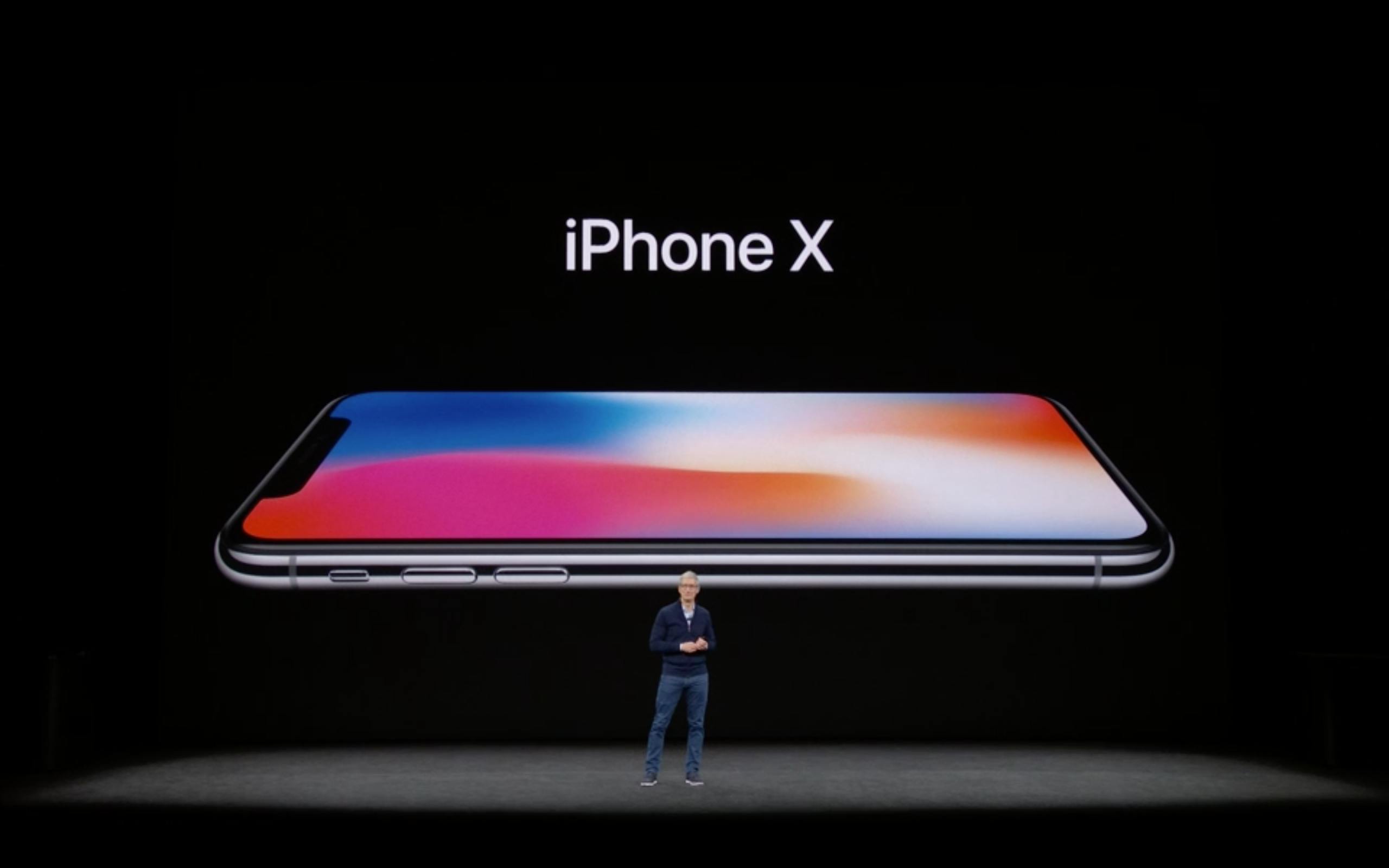photo image This is the iPhone X