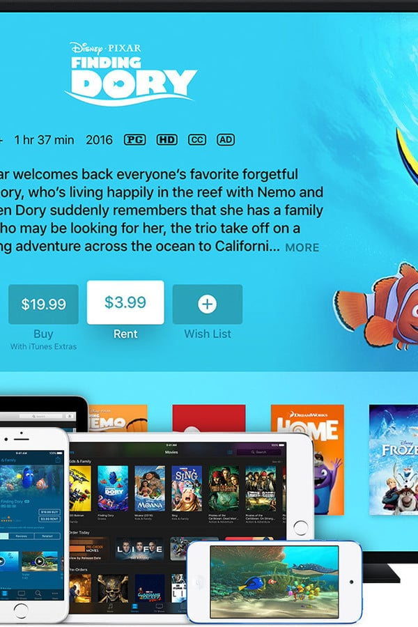 Apple Now Allows 48 Hours for iTunes Movie Rentals to be Viewed in the United States
