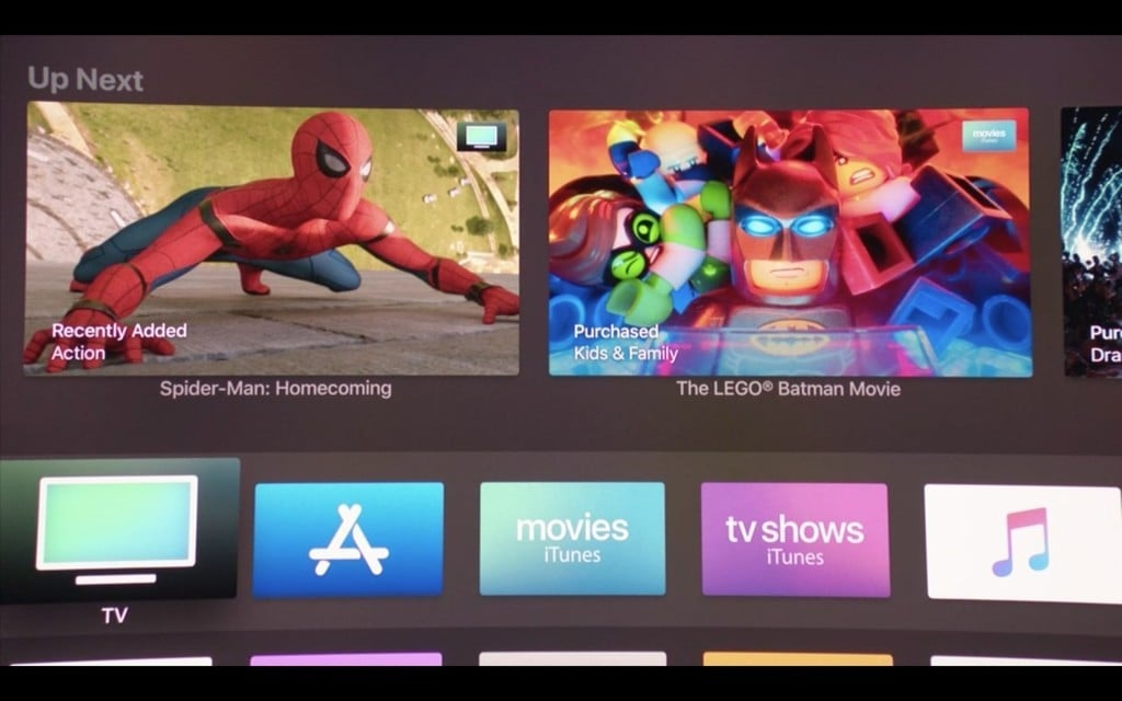 About the Fifth Apple TV